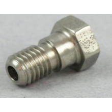 Galvanized stainless hex hollow bolts